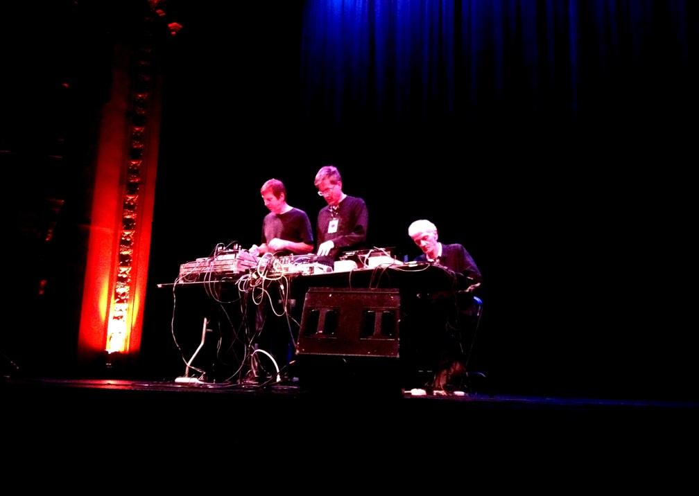 サンフランシスコ電子音楽祭り
